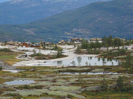 Das Skicenter Vrådal Panorama