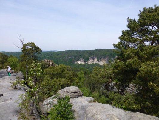 Aussicht vom Rauenstein