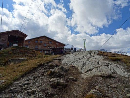 Die Marteller Hütte