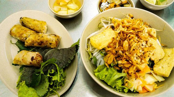 Unser erstes vietnamnesisches Essen