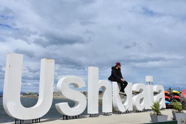 Ushuaia, wie man sieht