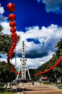 Brisbanes Riesenrad