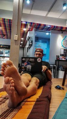 Hostelzeit in Bangkok