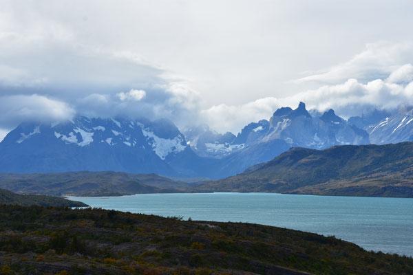 Überblick Torres Del Paine