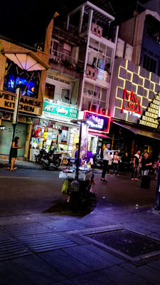 Partymeile Bui Vien Street