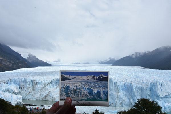 Die dazugehörige Postkarte