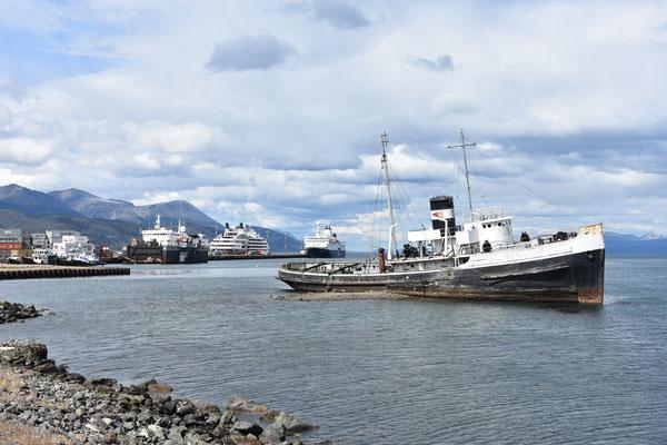 Ushuaia Hafen