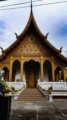 Die Laotischen Tempel