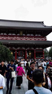 Tempel Asakusa