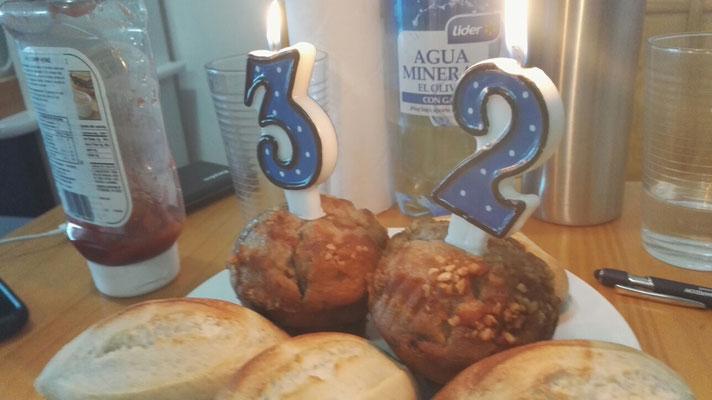 Ich habe Geburtstag und werde 23