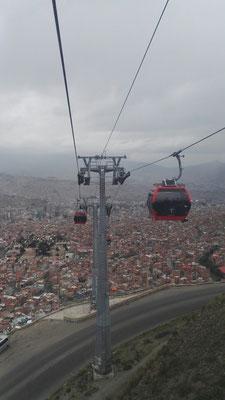 Seilbahn La Paz