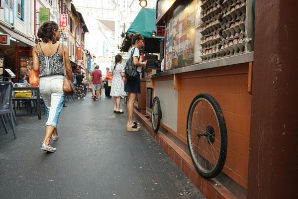Chinatown Straßenmarkt