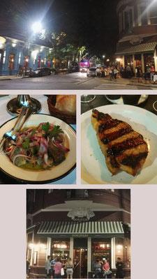 Don Julio Steakhouse Buenos Aires, unsere Kanzlerin war neulich auch hier.