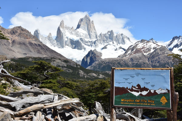 Fitz Roy lookout