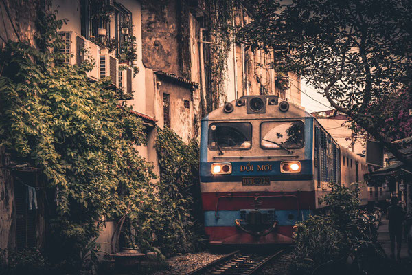 Trainstrett