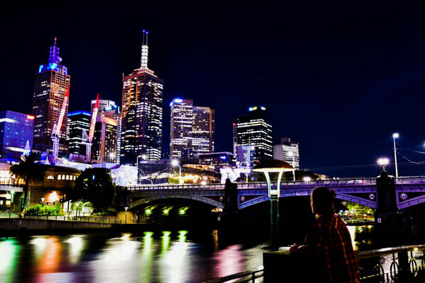 Citylights of Melbourne