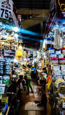 Im Ben Thanh Markt kann man alles kaufen