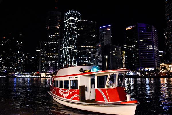 Gratis Schiff fahren in Brisbane