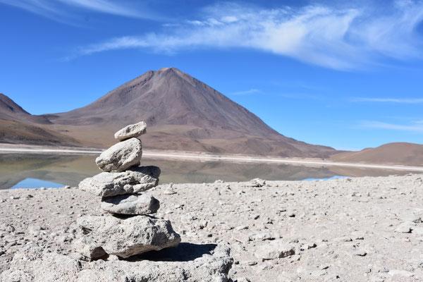 Lincabur Vulkan, der NASA Vulkan