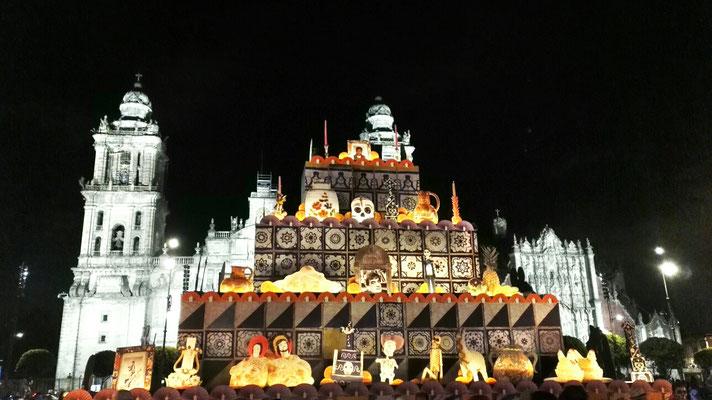 Altar für die Verstorbenen