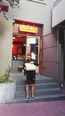 Pizza von Theresa emfpohlen