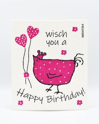 "Owoschfetzn ""Happy Birthday"""
