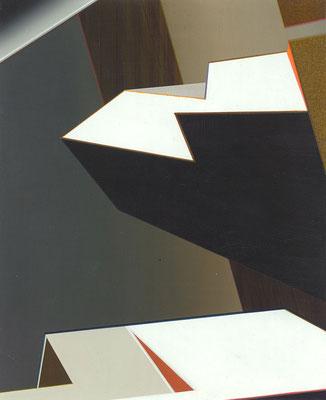 Pennino / acrylic on paper / 25,8 x 21 cm