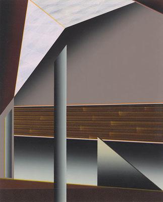 Nazorine / acrylic on paper / 25,8 x 21 cm
