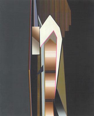 Talia / acrylic on paper / 25,8 x 21 cm
