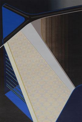 ANATOL / acrylic on paper / 30 x 20 cm
