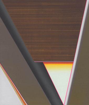 Soli 3 / acrylic on paper / 25,7 x 21 cm