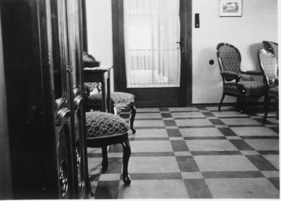 Patientenaufenthaltsraum