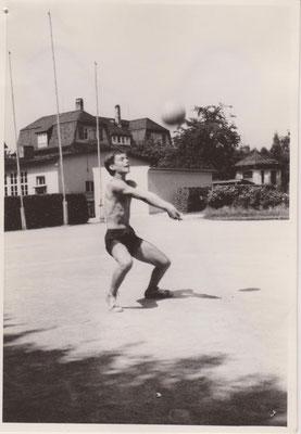 Wolfgang Malek - Molli beim Baggern