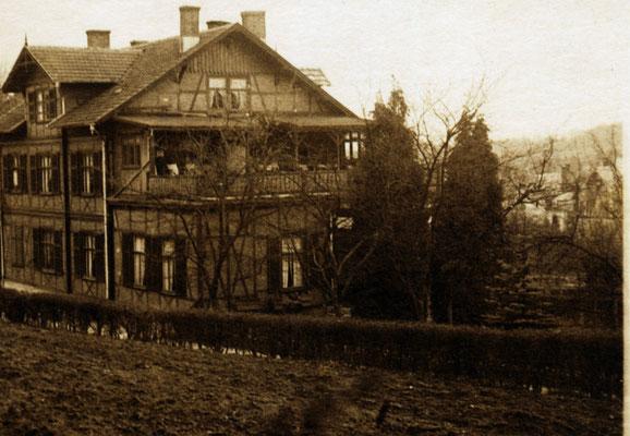 Holsatia 1920er Nord-Ost-Ansicht