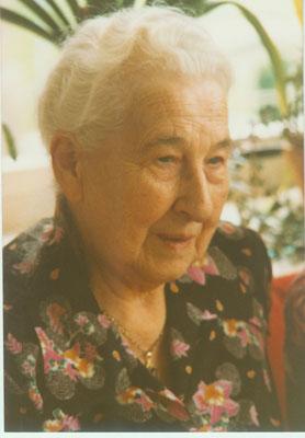Ellen Gehrke Mitte 1990
