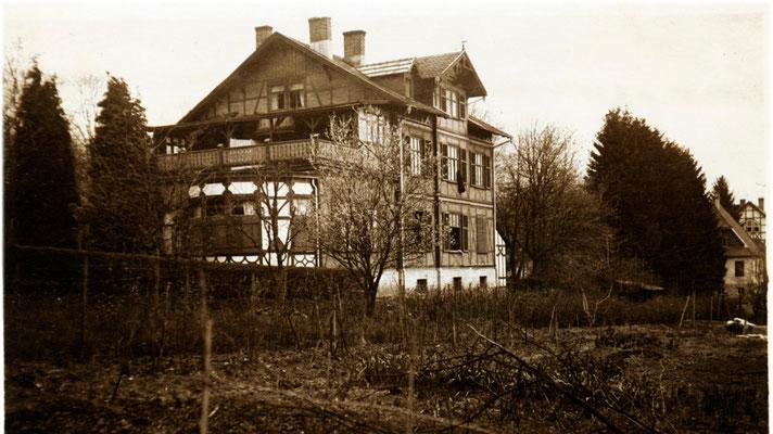 Holsatia 1920er Westseite