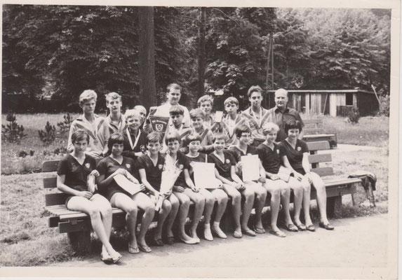 Delegation aus Liebenstein
