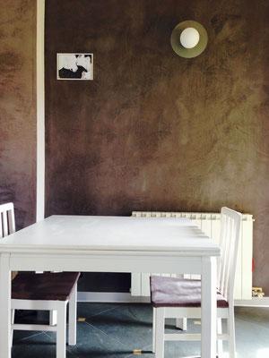 Dettaglio stucco decorativo di Giorgio Graesan