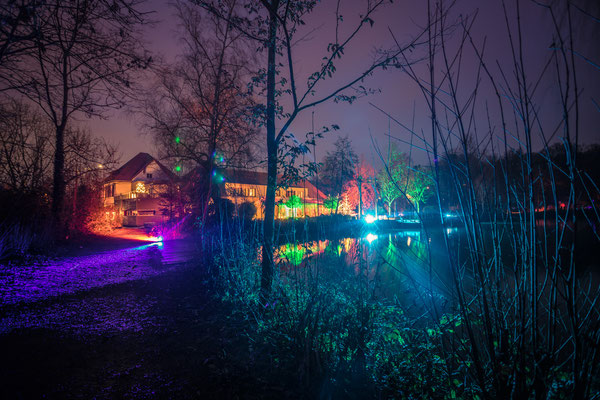 Feier am Kahnweiher - Seehof