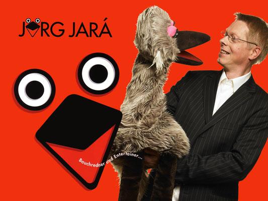 Jörg Jara - Bauchredner und Entertainer