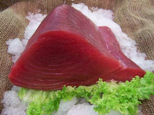 Thunfisch in Sushi-Qualität