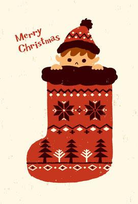 ◎ Christmas stockings
