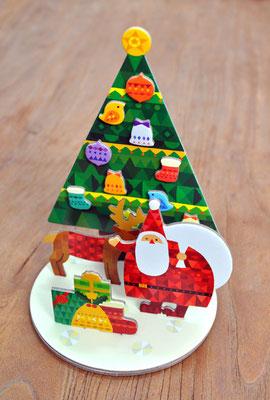 サンリオ POP UP クリスマスカード