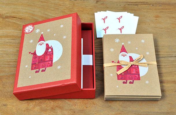 クリスマスカードBOXセット