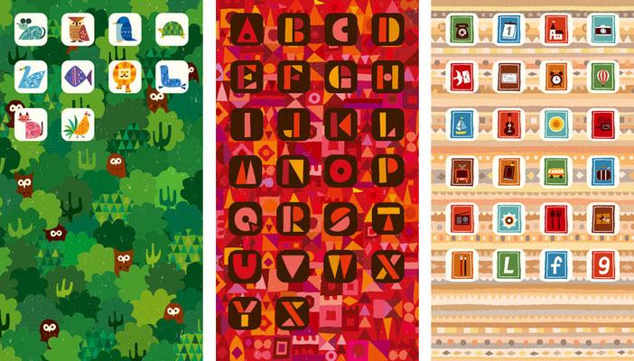 アイコン&壁紙アプリ「APARTMENT」