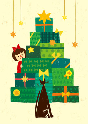 Tree of gift