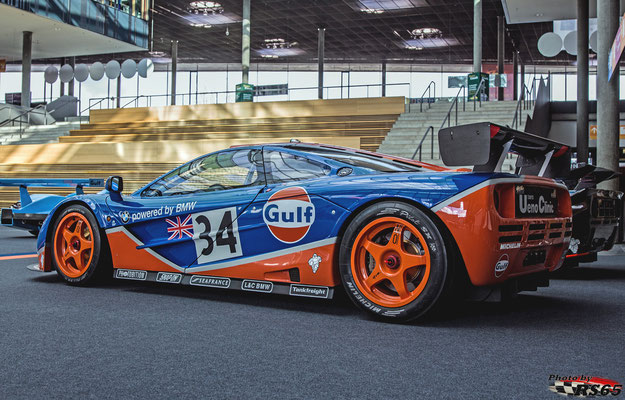 McLaren F1 GTR Short Tail - ROFGO Collection - Retro Classics Stuttgart 2020