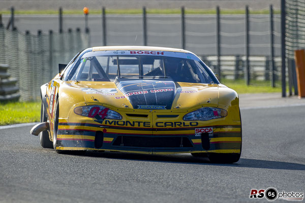 Chevrolet Late Model - Markus Key - Histo Cup - Bosch Race - Salzburgring 2021