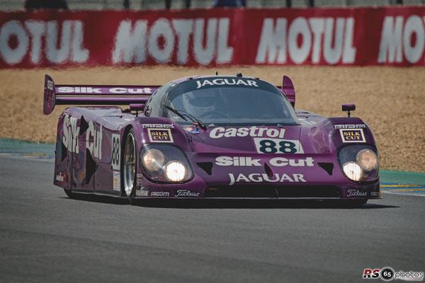 Jaguar XJR-12 - Group C Racing