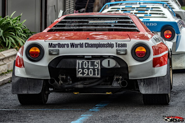 Lancia Stratos Meeting Sanremo 2019